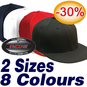 Basecap-CAP-ORIG-Flexfit-Premium-fitted-caps-Baseball-Hip-Hop-Berretto-034