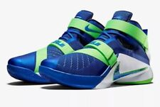"cheap for discount 99bcc 99ce4 item 4  130 Nike Lebron 9 (IX) Soldier Men s Sz 12 ""Sprite Game"" Blue Green  749417-601 - 130 Nike Lebron 9 (IX) Soldier Men s Sz 12 ""Sprite Game"" Blue  Green ..."