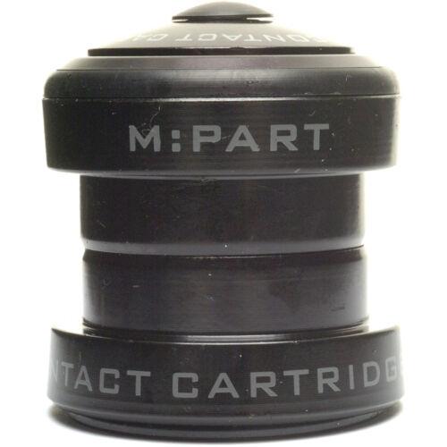M partie in-Line Lo-Profile threadless headset 1-1//8 pouces noir
