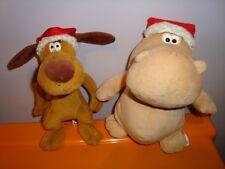 HAPPY HIPPO KINDER FERRERO NATALE 2007 peluche pupazzo plush soft toy gadget