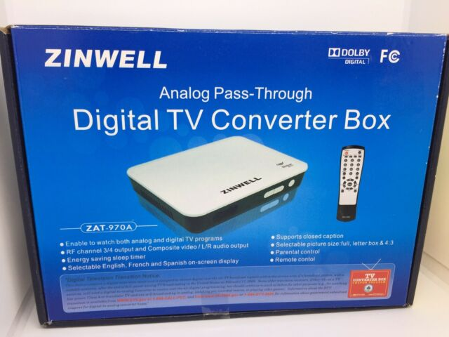 alpha-ene.co.jp Zinwell ZAT-970A Digital to Analog TV Converter ...