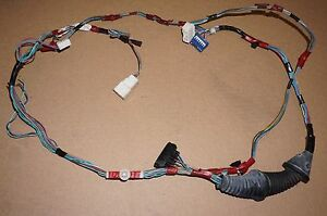 s l300 00 02 toyota celica gt s passenger right door wire harness rh oem Celica GTS Body Kit at gsmx.co