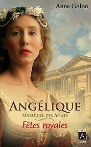Angelique-Tome-3-Fetes-royales-de-Golon-Anne-et-Serge-Livre-etat-bon