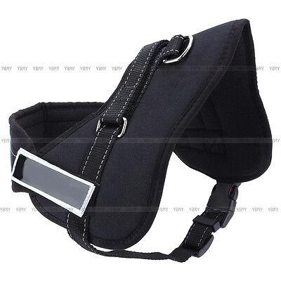 Hot Big Dog Soft Adjustable Harness Pet Large Dog Walk Out Harness Vest Collar