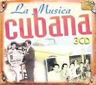 La Musica Cubana [Arc] by Various Artists (CD, Feb-2002, 3 Discs, Arc Music)