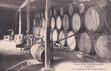 """SAINT-PIERRE-LE-MOUTIER """"aux caves d'espagne"""" vins en gros bière maison FORTEZA"""