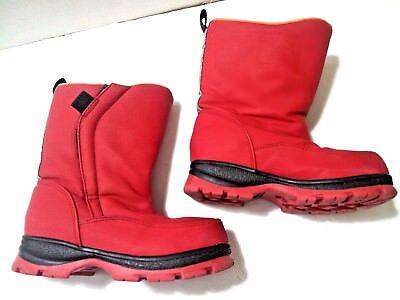 Kids' Clothing, Shoes & Accs Lands End Unisex Rain/snow/camping Boots Lands End Kids Snow Boots Size 12