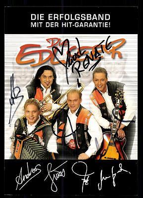 SchöN Die Edlseer Autogrammkarte Original Signiert ## Bc 48638 Ruf Zuerst National