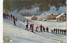 BF14220 la chapelle d abondance haute savoie ski france  front/back image