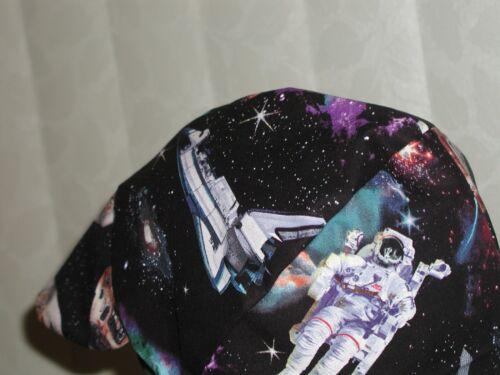 Space Shuttle Biker Hat 4 Working Men 8.00 Red/'s American Made Welding