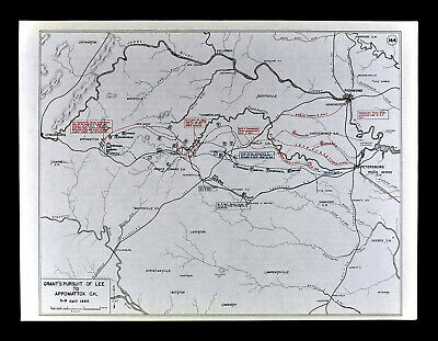 West Point Civil War Map Grants Pursuit of Lee to Appomattox Courthouse on georgia virginia map, colonial virginia map, fredericksburg va map, central virginia state map, county of va counties map, virginia meissner trail map, columbia gas of virginia map, slavery in 1860 virginia map, united states virginia map, battle of chancellorsville virginia map, american flag virginia map, manakin town virginia map, battle of richmond virginia map, california virginia map, 5 regions virginia map, petersburg virginia state map, hwy 58 virginia map, powell river virginia map, aquia creek virginia map, new york virginia map,