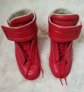 Maison Margiela Future Sneakers Red