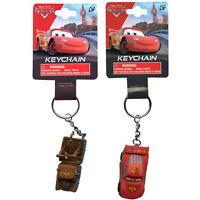 Lot 12 Disney Pixar Cars Lightning Mcqueen Mater Kids Keychains Birthday