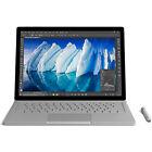 "Microsoft Surface Book 13.5"" i7 256GB SSD 8GB RAM 2 in 1 Notebook Silver"