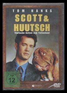 DVD SCOTT & HUUTSCH - Eine tierische Komödie mit TOM HANKS *** NEU ***