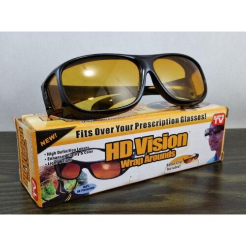 TV-Werb. HD VISION Nachtsichtbrille//Kontrastbrille//Überziehbrille//Sonnenbrille