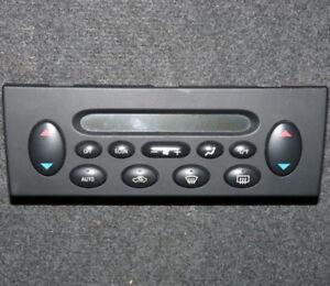 Rover 75 MG ZT Klima Bedienteil Steuereinheit Steuergerät Schalter JFC101785 TOP