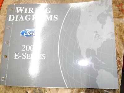 2009 FORD E SERIES VAN CLUB WAGON 150 250 350 FACTORY ...