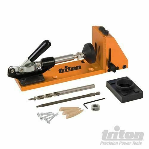 Triton Pocket-Hole Jig 7pce TW7PHJ 355399
