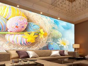 Sweet Delicious Snacks 3D Full Wall Mural Photo Wallpaper Print Home Kids Decor