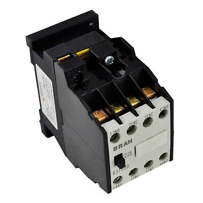 NEW Direct Replacement Siemens Contactor 3TF30 3TF3010-0AK6 3P 120-600V 9A
