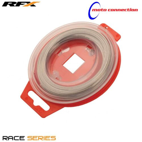 RFX GRIP WIRE SAFETY LOCKING WIRE 30M ROLL FOR HUSQVARNA FC250 FC350 FC450 GRIPS
