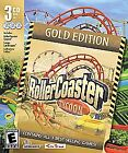 RollerCoaster Tycoon: Gold Edition (PC, 2002)