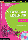 Speaking and Listening: Ages 7-8 by Christine Moorcroft (Mixed media product, 2009)
