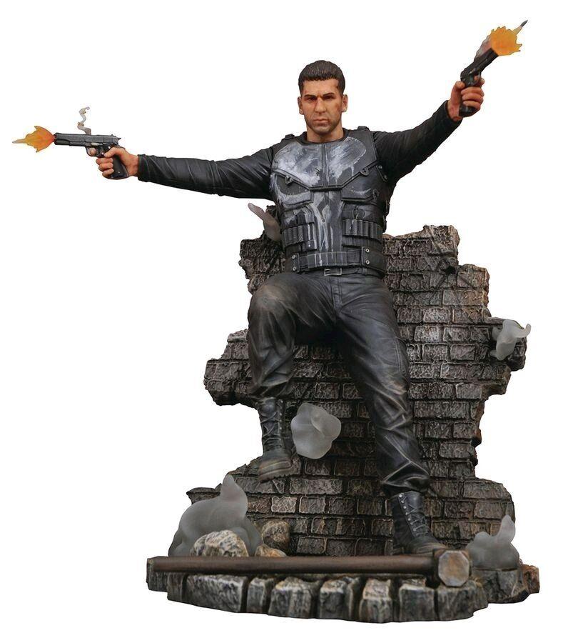 Marvel Gallery - Punisher Netflix Season 1 PVC Statue-DSTJAN182377