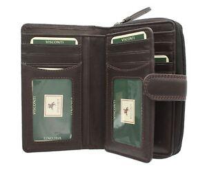 Visconti-Heritage-Collection-MADAME-Leather-Purse-Tab-Closure-RFID-blocking-HT33