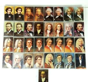 Time-Life-Great-Composers-Cassette-Tapes-Lot-Of-33-Classical