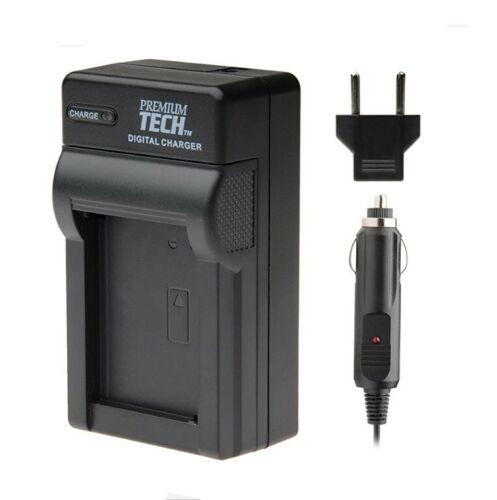 Premium Tech PT-70 Battery Charger for Canon LP-E10