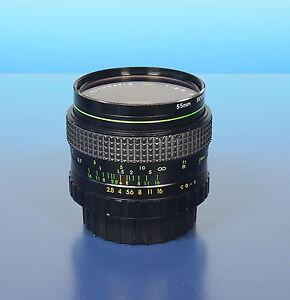 Hanimex-automatic-MC-2-8-28mm-lens-Objektiv-fuer-Contax-Yashica-Y-C-92834