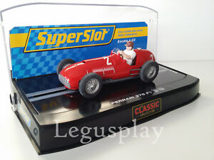 Slot-SCX-Scalextric-Superslot-H2915-Ferrari-375-F1-N-2