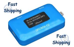 JC DFU BOX C2 iPhone/iPad USB Serial/Unlock Wifi without Removing Nand DCSD Alex