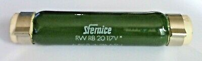 Dix résistances Sfernice RW 6800 ohms 20 watts NOS