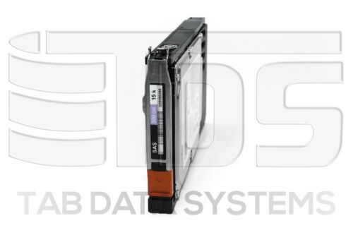 "EMC VMAX 005050266 300GB 15K 6Gbps 2.5/"" SAS Hard Drive HDD"