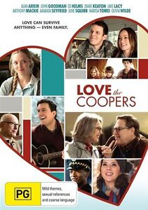 The movie love coopers Love the