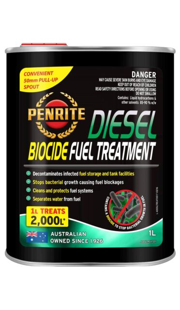 Penrite Diesel Biocide Fuel Treatment 1L
