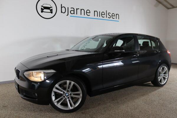 BMW 120d 2,0 aut. - billede 3