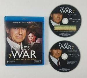 Foyle-039-s-War-Set-7-Popular-Mystery-Series-Blu-Ray-2-Discs-Michael-Kitchen-Acorn