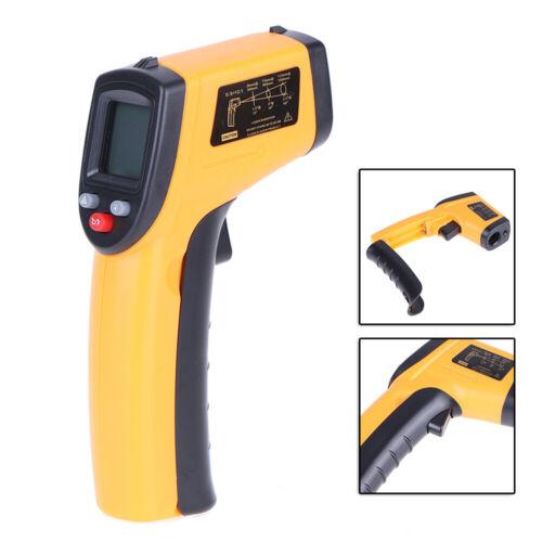 Termometro DIGITALE LCD fronte a infrarossi senza contatto bambino /& adulto temperatura Gun