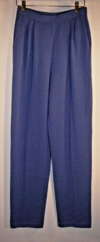 pervinca in John cosciale Pantalone lana Collection blu a Sz Santana St 4 CpvqOwfxx