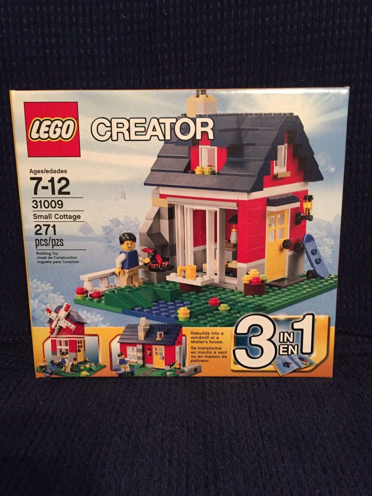 Lego 31009 Small Cottage 31009 NISB New Sealed