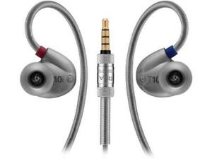 RHA T10i High Fidelity Noise Isolating In-Ear Headphones with Remote and Microph