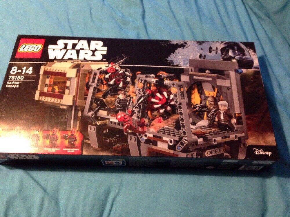 Lego Star Wars 75180 75180 75180 Rather Escape 7e473c