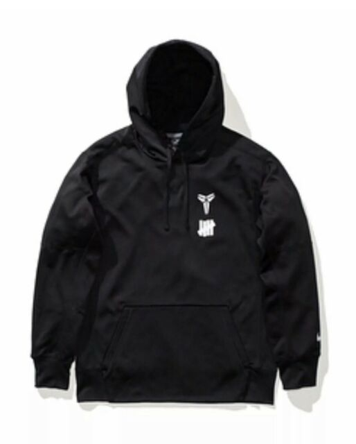 Nike Kobe X Undefeated Black Hoodie