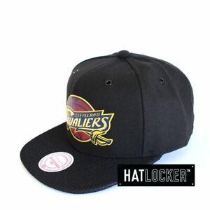 Mitchell-amp-Ness-Cleveland-Cavaliers-Carat-Snapback