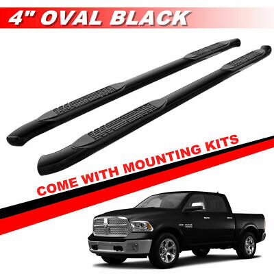 3 inch S//S Side Steps Nerf Bars for 99-15 Ford F250//350//450 Superduty Crew Cab