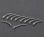 0.8mm Surgical Steel L Bend Stud 1 Pc Opal Nose Stud 6 Colours Flat Top Set 20g
